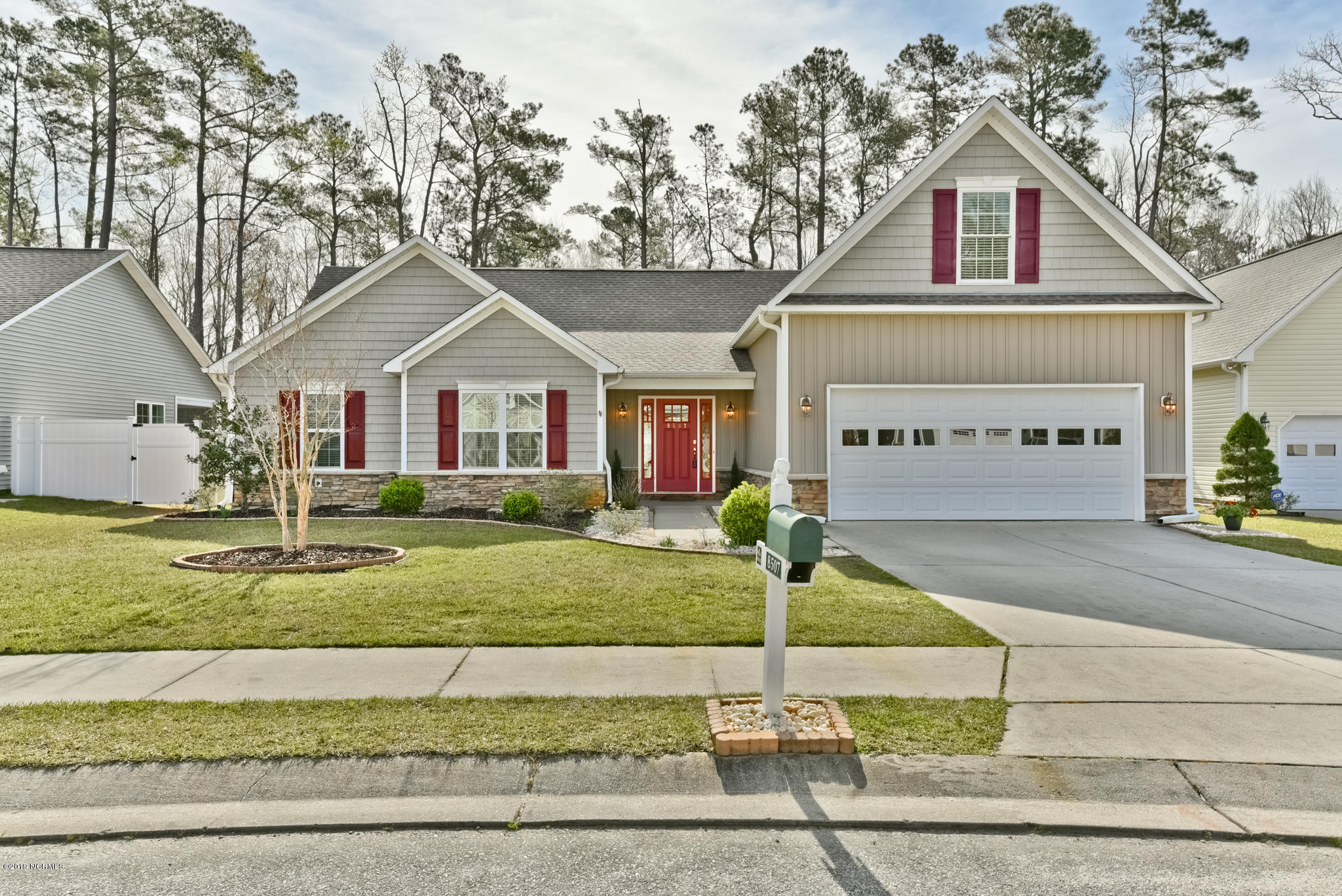 8507 Old Forest Drive Leland, NC 28451