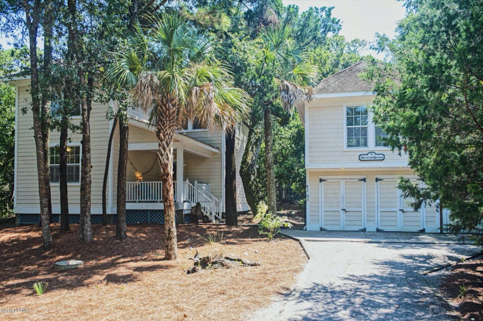 128 Edward Teach Wynd Bald Head Island, NC 28461