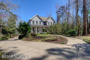 121 E High Bluff Drive, Hampstead, NC 28443