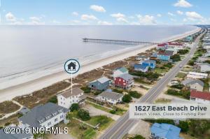 1627 E Beach Drive, Oak Island, NC 28465