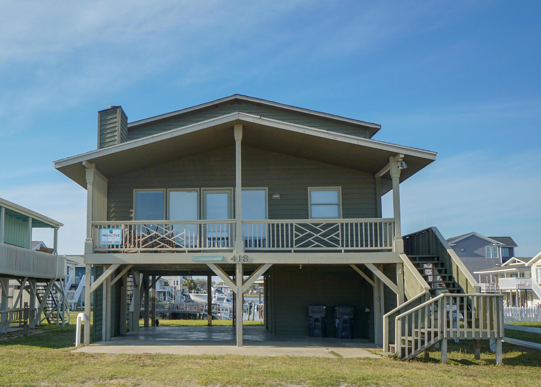418 Ocean Boulevard Holden Beach, NC 28462