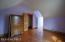 Armoire in upstairs bonus/bedroom