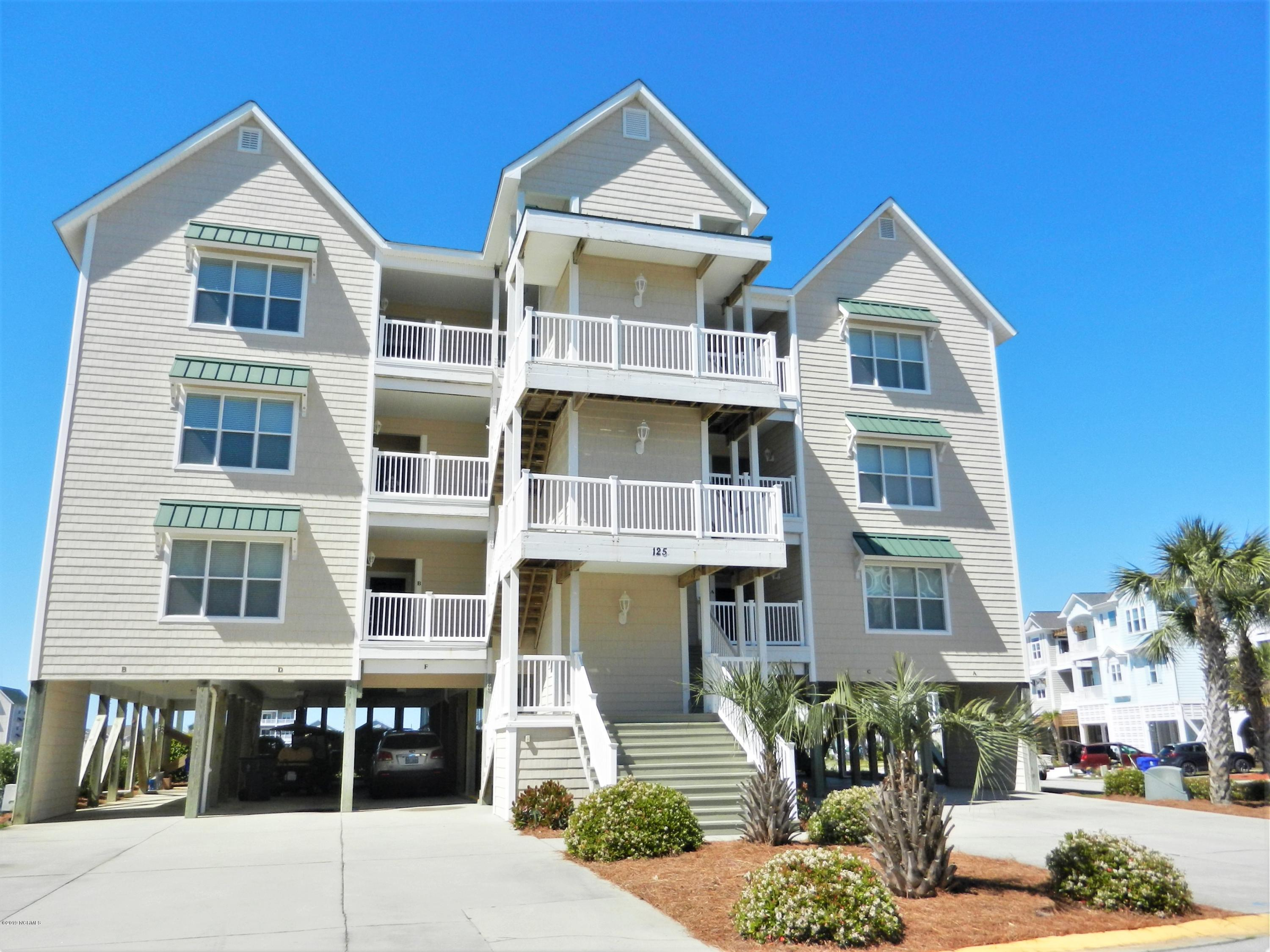 125 Via Old Sound Boulevard #f Ocean Isle Beach, NC 28469