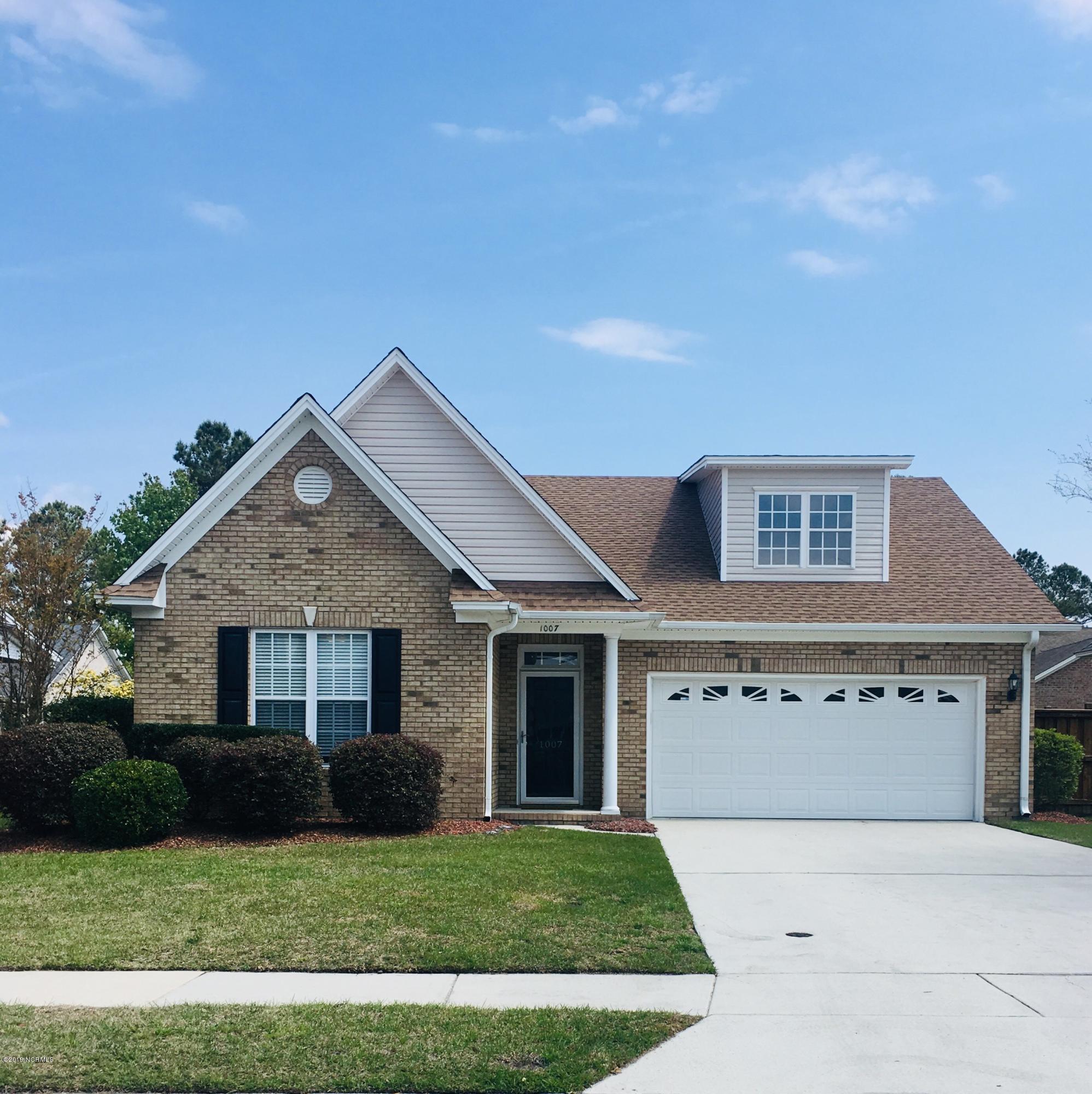 1007 Cordgrass Lane Leland, NC 28451