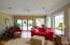 Carolina Sun Room with incredible views from every window