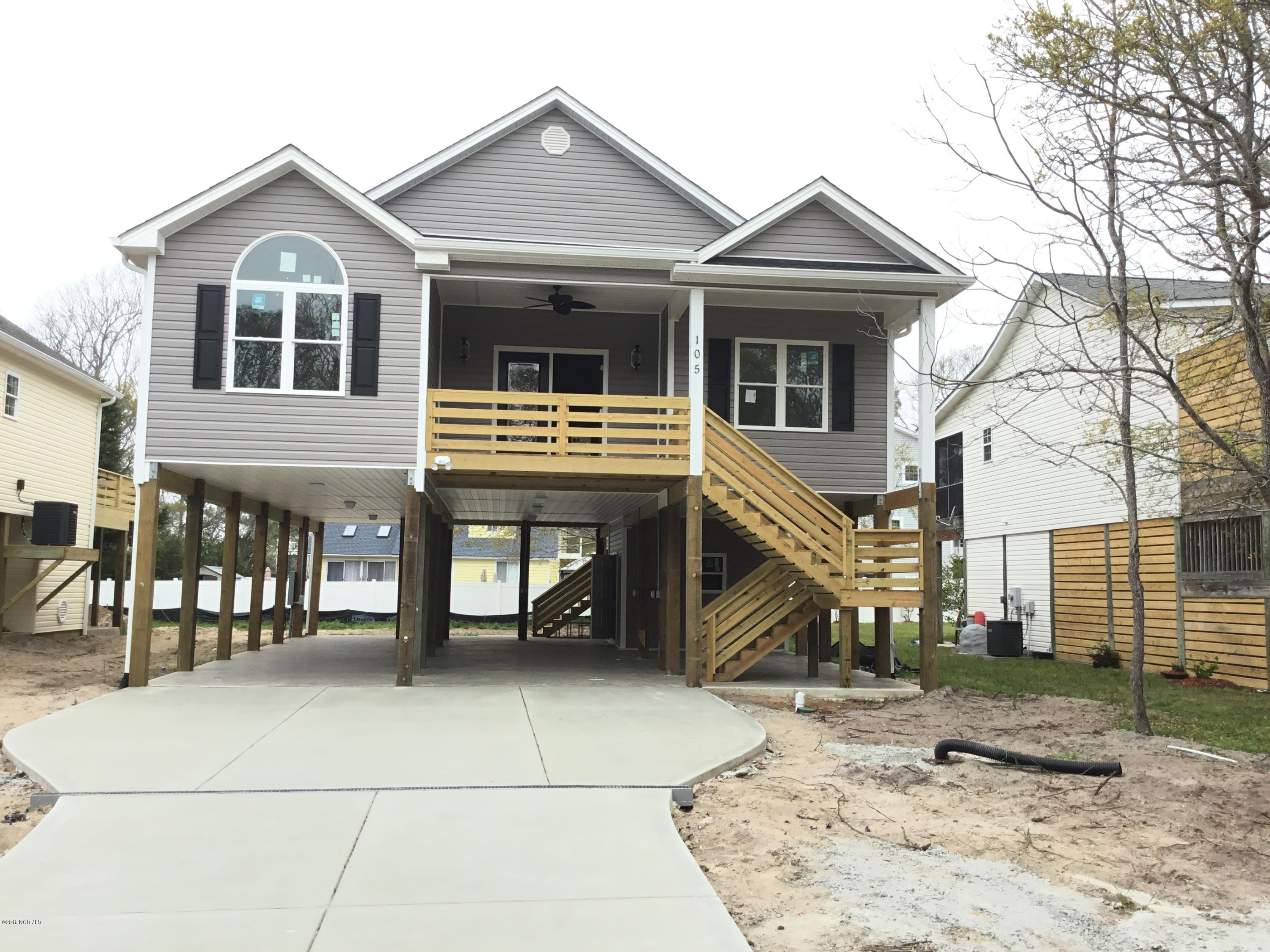 105 SE 34TH Street Oak Island, NC 28465