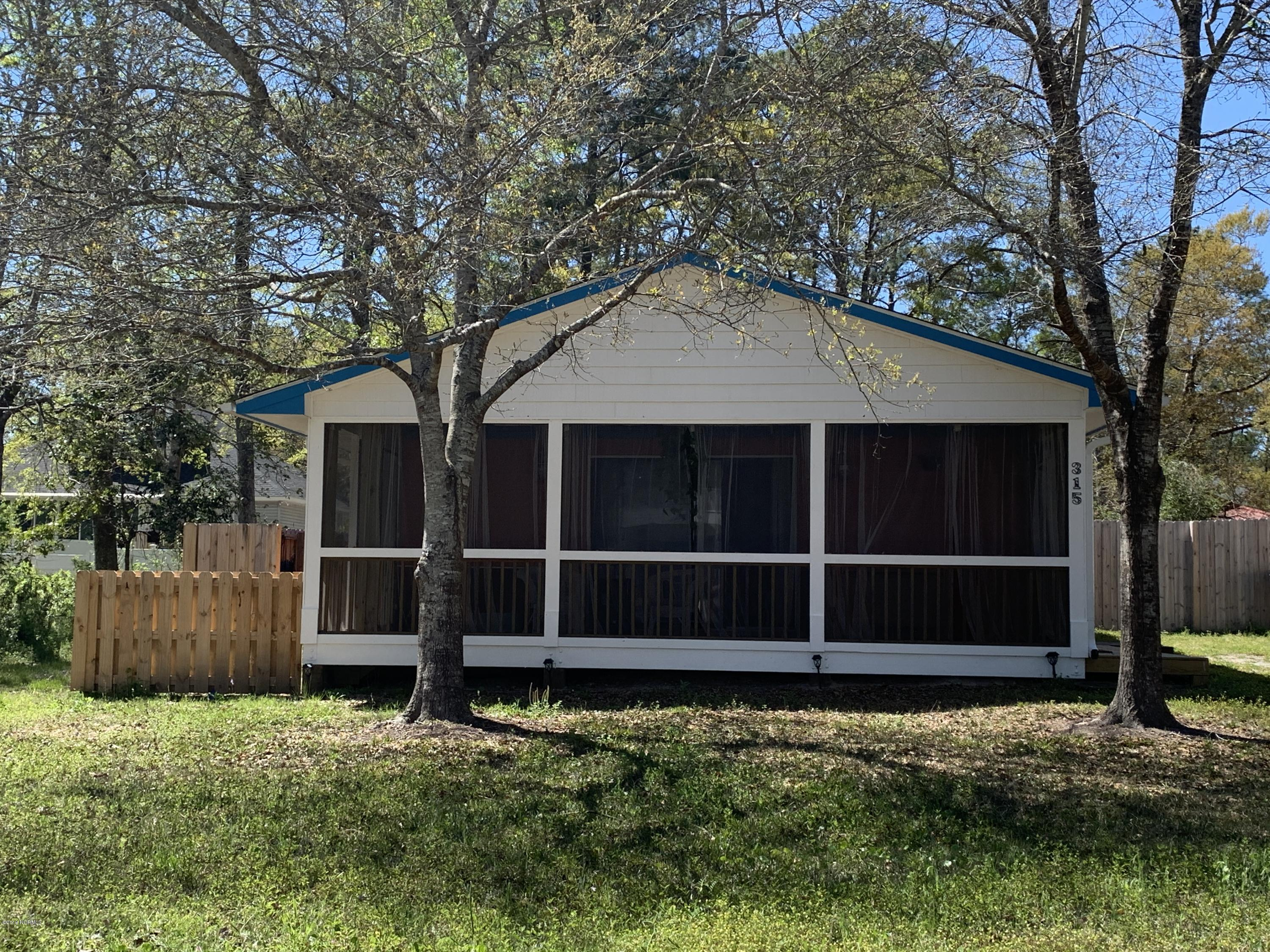 315 NE 55TH Street Oak Island, NC 28465