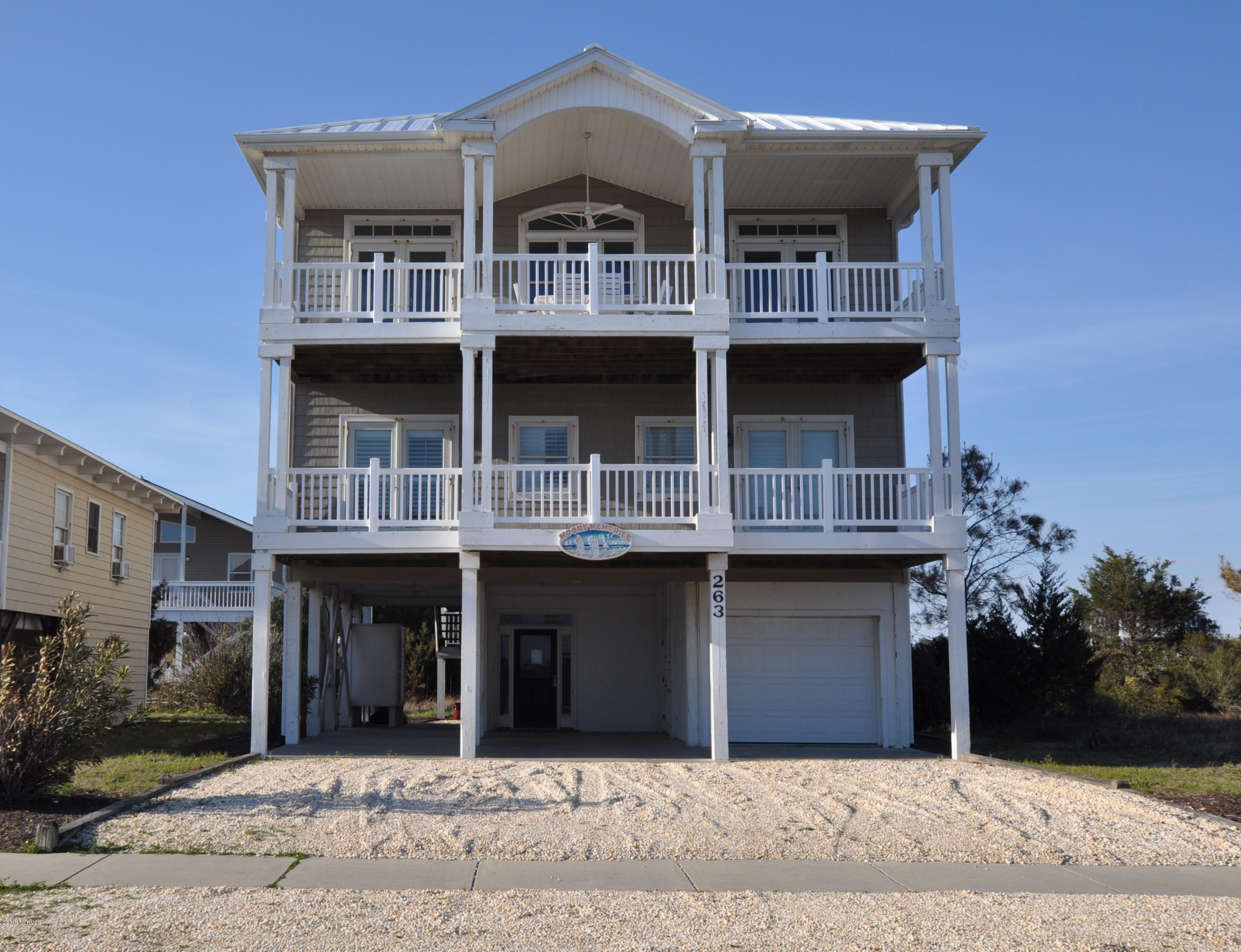 Property for sale at 263 E First Street, Ocean Isle Beach,  North Carolina 28469
