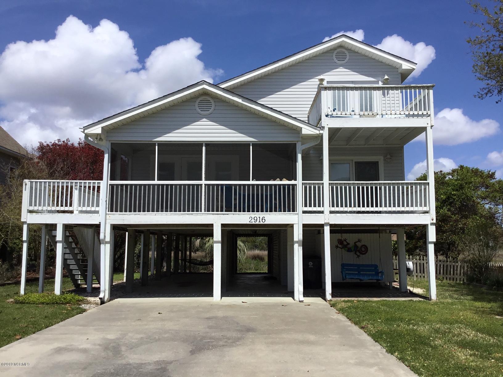 2916 E Pelican Drive Oak Island, NC 28465