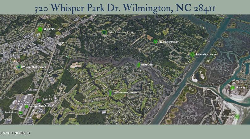 320 Whisper Park Drive Wilmington, NC 28411