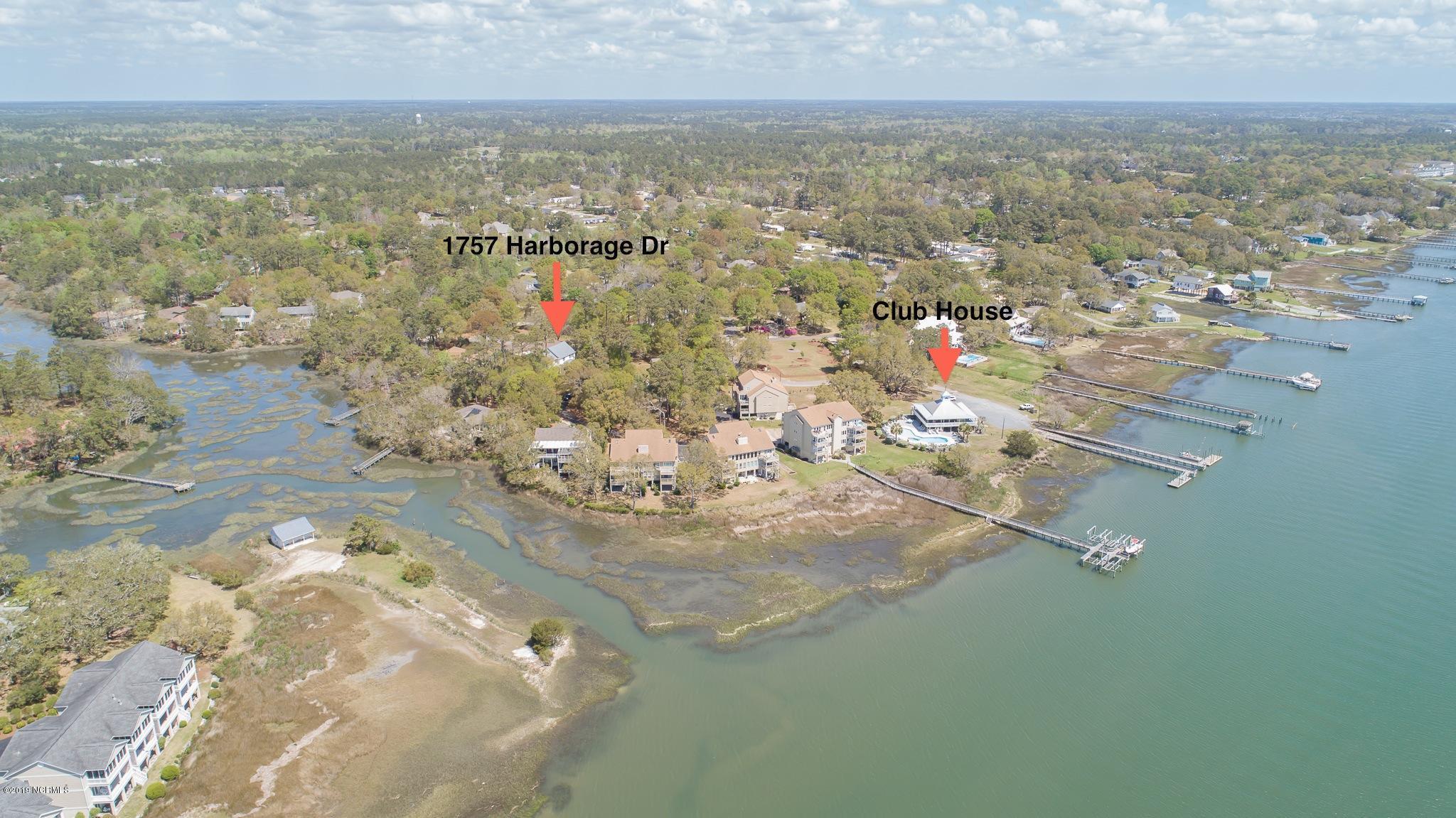 1757 Harborage Drive Ocean Isle Beach, NC 28469