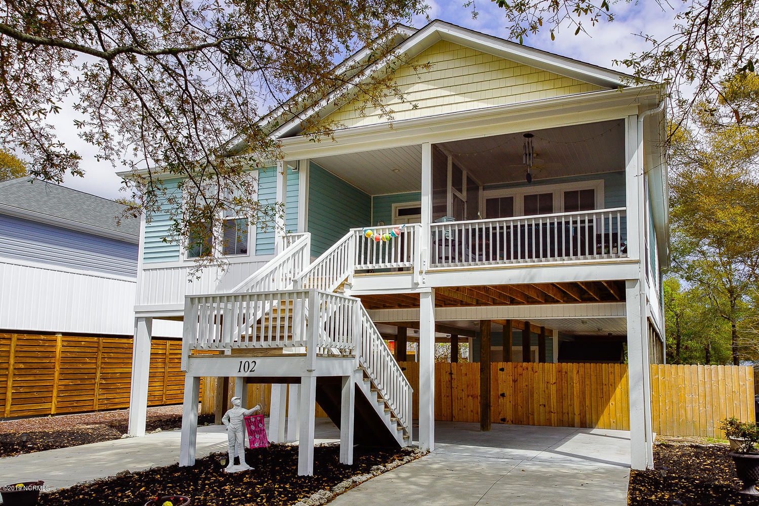 102 NE 10TH Street Oak Island, NC 28465