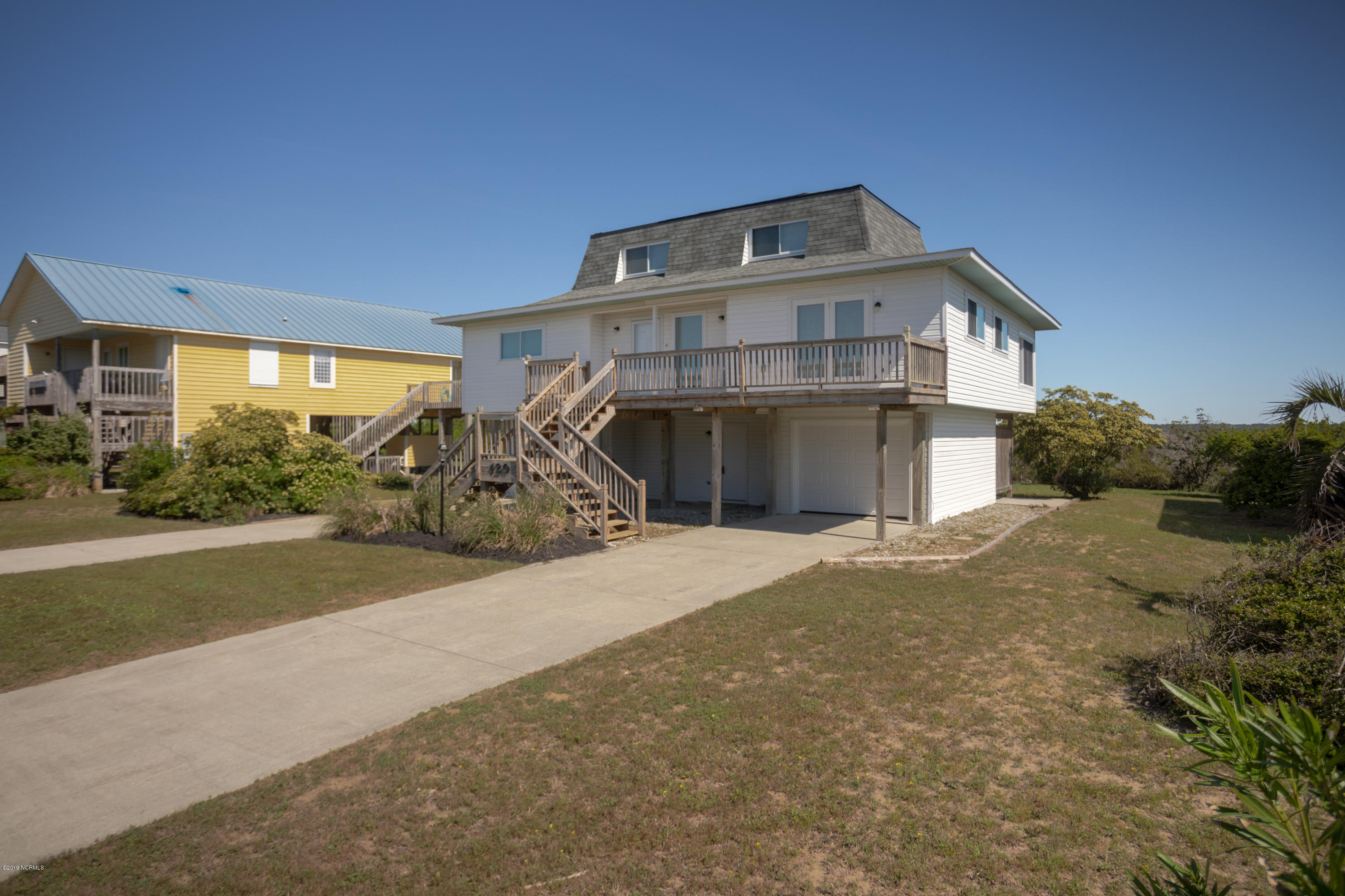 420 Caswell Beach Road Caswell Beach, NC 28465