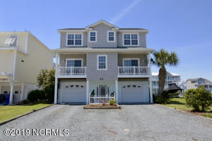 Street View of 43 Goldsboro - 5 bedrooms and 5 bathrooms. The sand between your toes and the constant sound of the surf can be yours - call today!