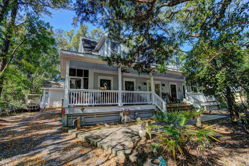 126 North Bald Head Wynd Bald Head Island, NC 28461