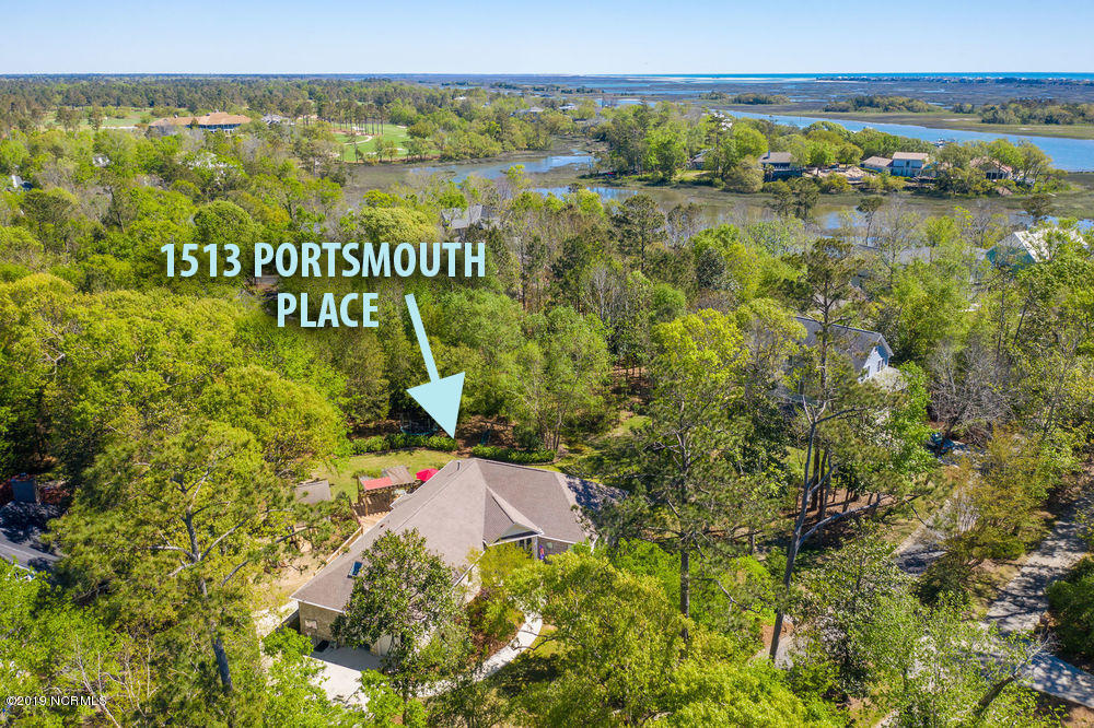 1513 Portsmouth Place Wilmington, NC 28411