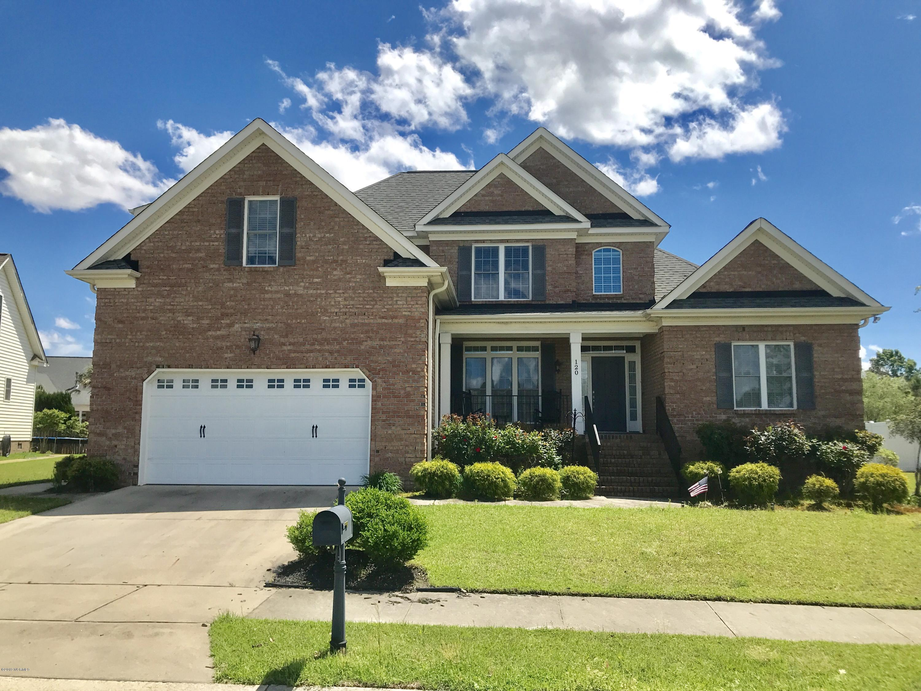 Property for sale at 120 Blackwater Drive, Winterville,  North Carolina 28590