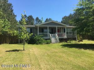 254 Woodside Drive, Hampstead, NC 28443