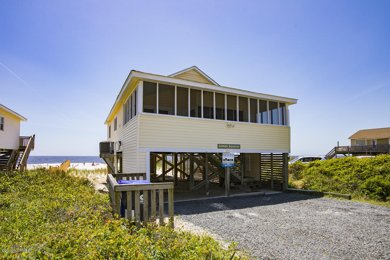 3201 E Beach Drive Oak Island, NC 28465