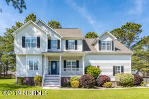 106 Creeks Edge Drive, Sneads Ferry, NC 28460