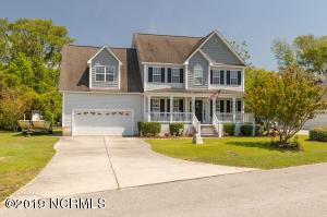 209 Blue Heron Drive, Newport, NC 28570