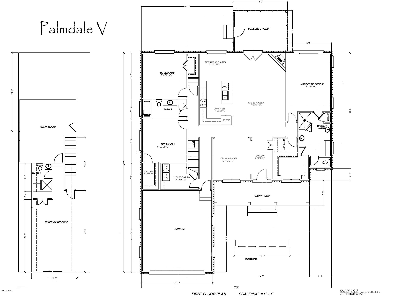 1202 Carabel Court Leland, NC 28451