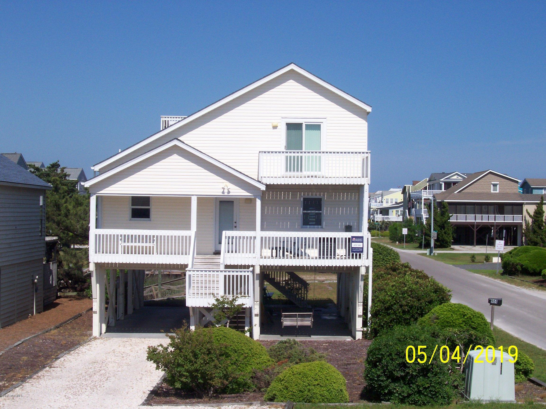 433 Sailfish Street Sunset Beach, NC 28468