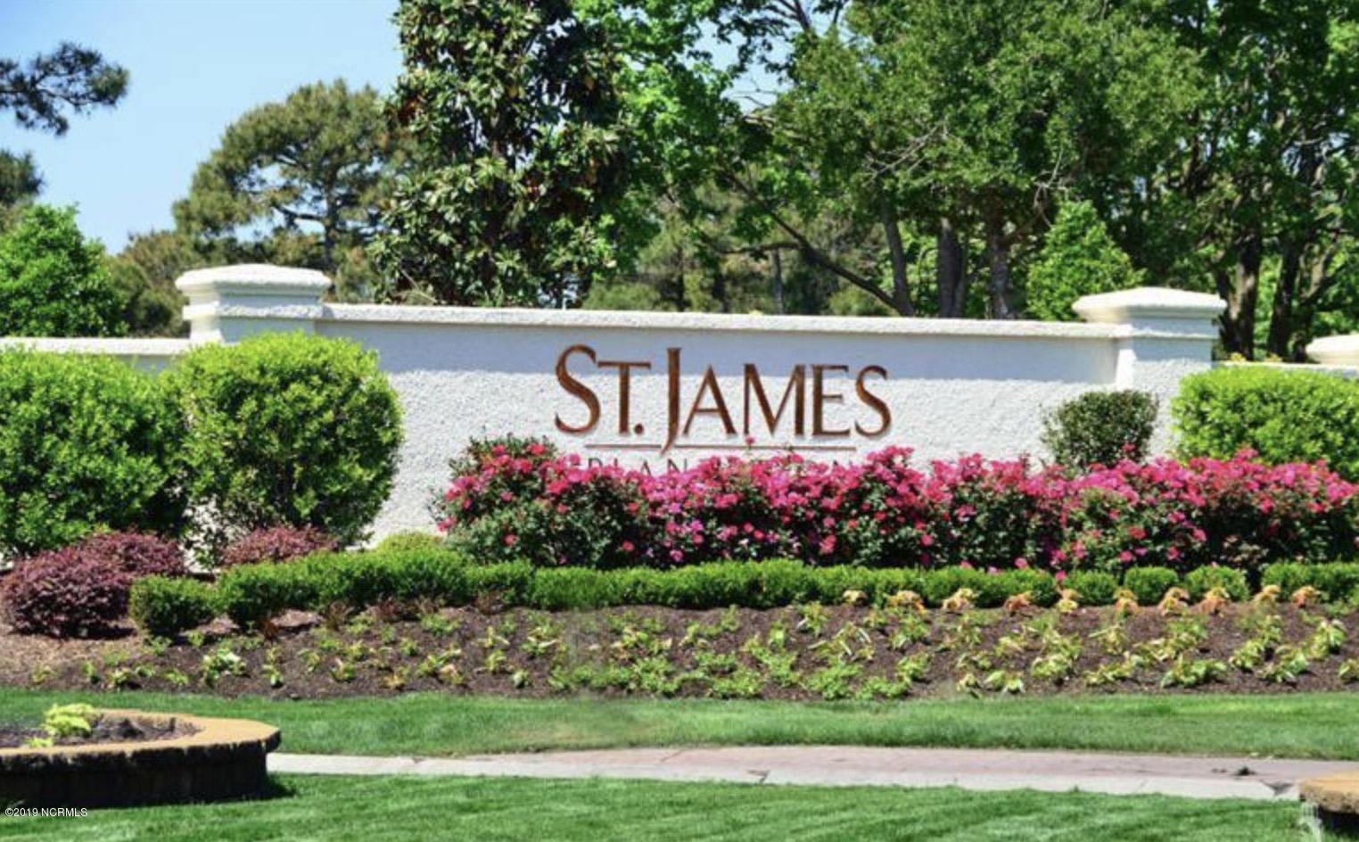 3409 St James Drive Southport, NC 28461