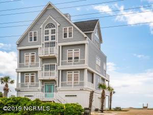 4166 Island Drive, North Topsail Beach, NC 28460