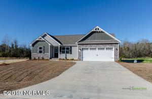 112 Woodwater Drive, Richlands, NC 28574