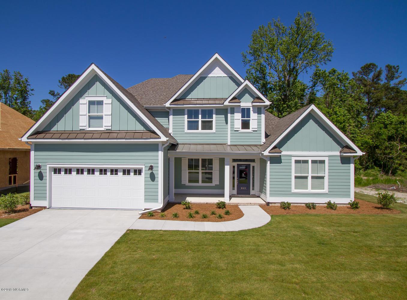 943 Baldwin Park Drive Wilmington, NC 28411