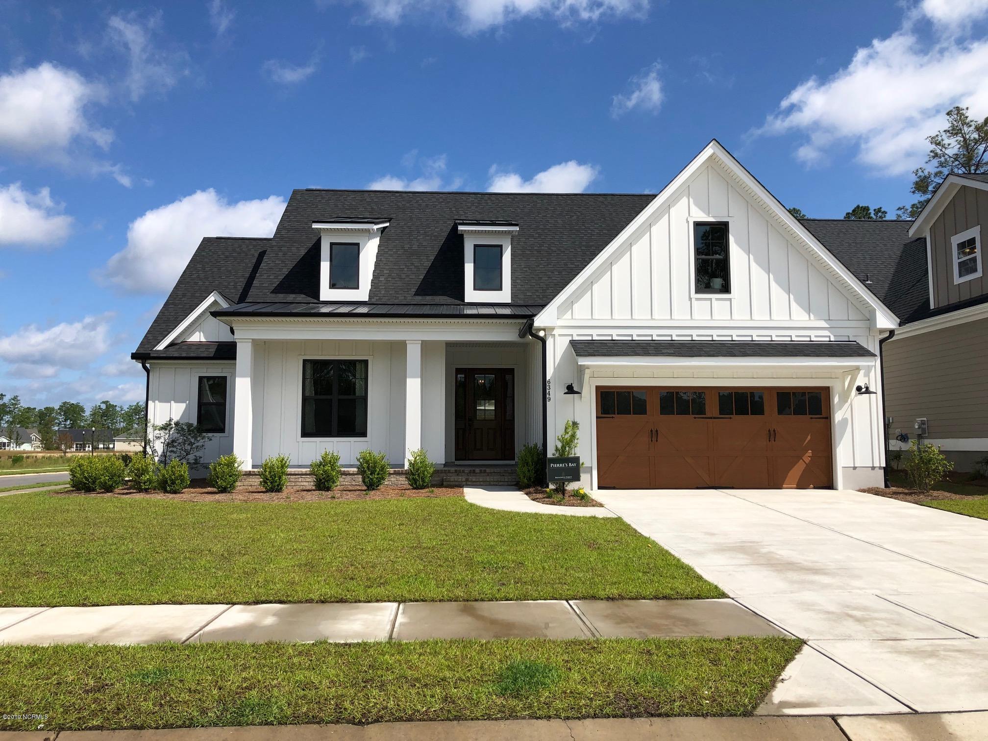 6349 Saxon Meadow Drive Leland, NC 28451