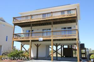 3803 Island Drive, North Topsail Beach, NC 28460
