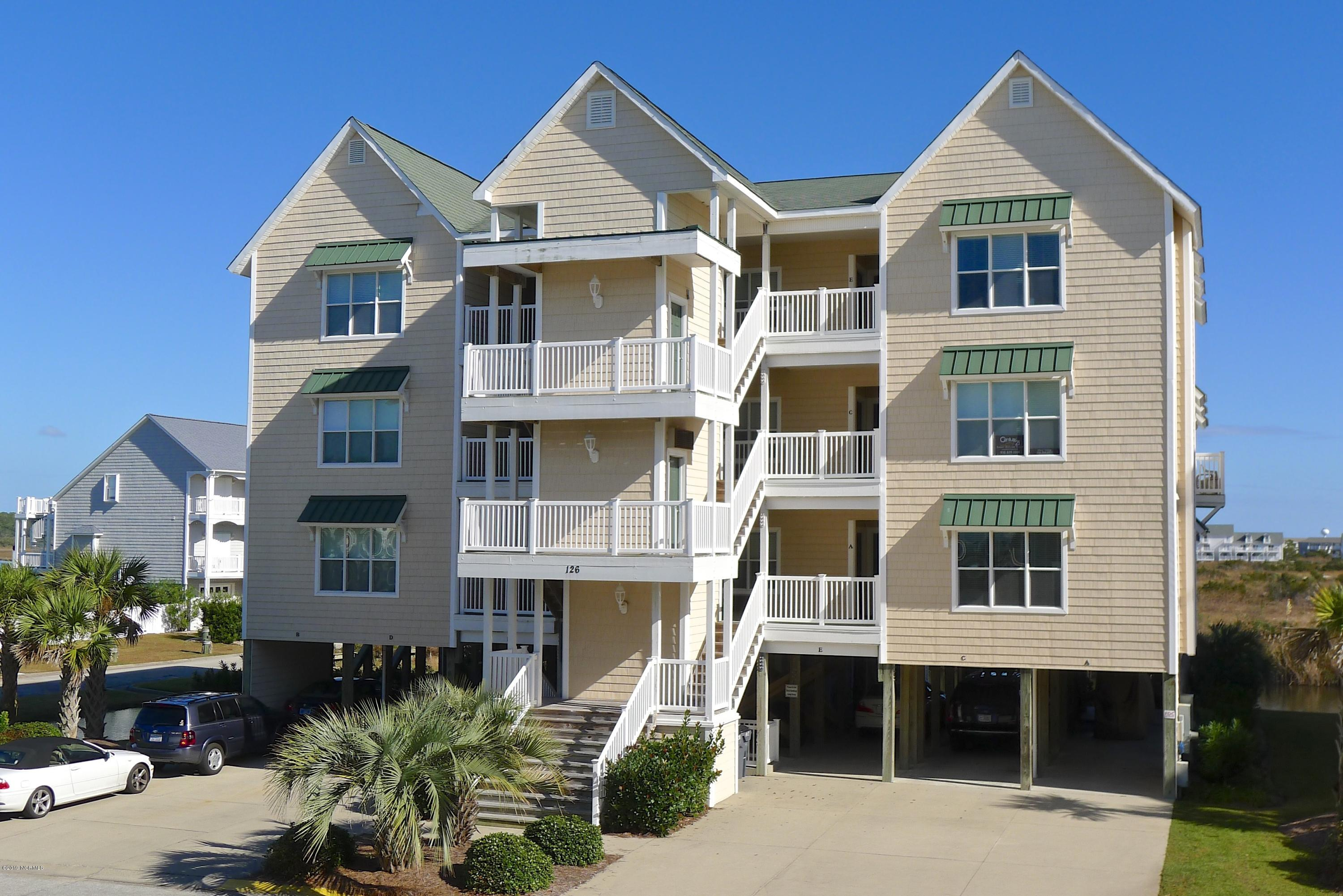 126 Via Old Sound Boulevard #a Ocean Isle Beach, NC 28469