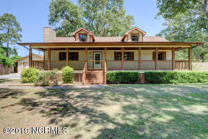 116 Bannermans Mill Road, Richlands, NC 28574