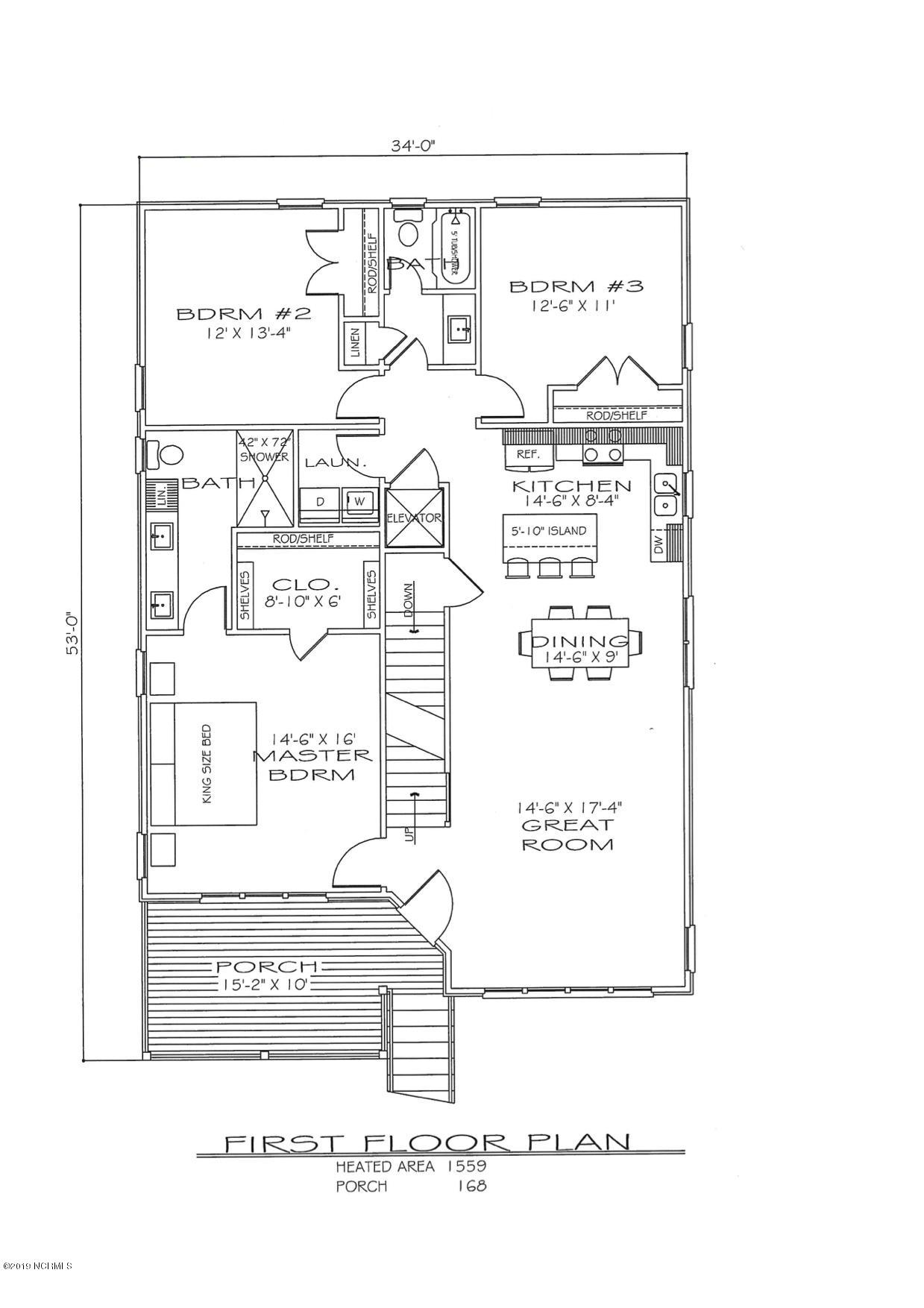 202 NE 64TH Street Oak Island, NC 28465