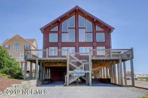 4458 Island Drive, North Topsail Beach, NC 28460