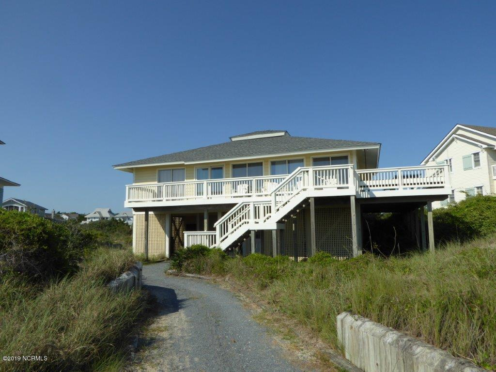 9 Silversides Trail Bald Head Island, NC 28461