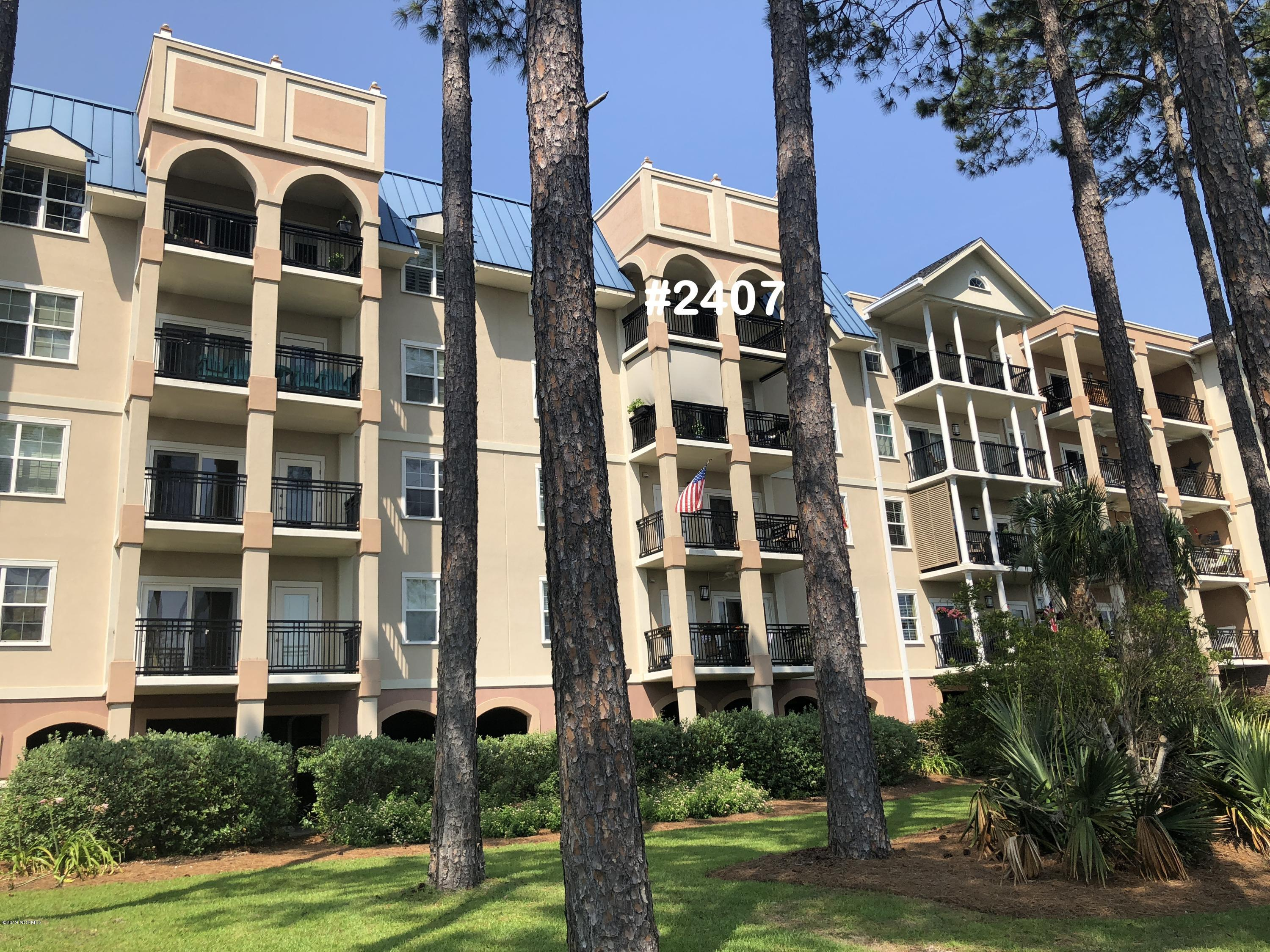 2100 Marsh Grove Lane #2407 Southport, NC 28461
