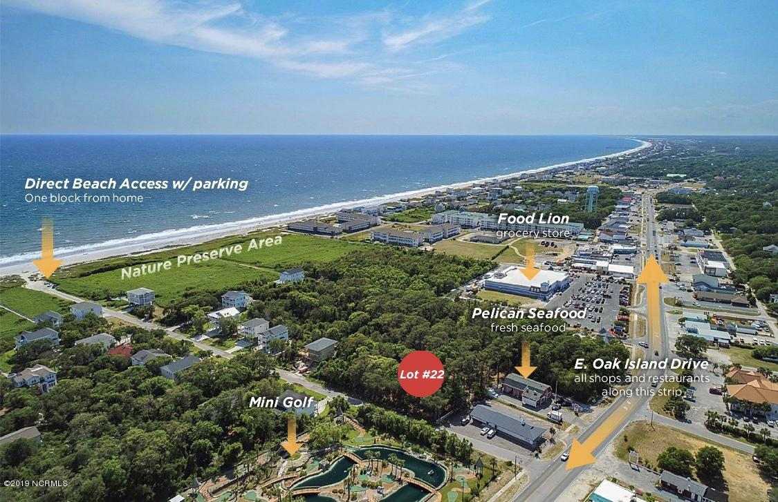 Lot 22 SE 63rd Street Oak Island, NC 28465