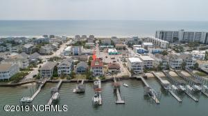 Waterfront with 25+ foot Boat Slip & Lift! And...Walk to the Beach!