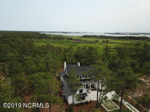 Gorgeous views of Salt Marsh and Cape Fear River in the background. Not in flood plain.