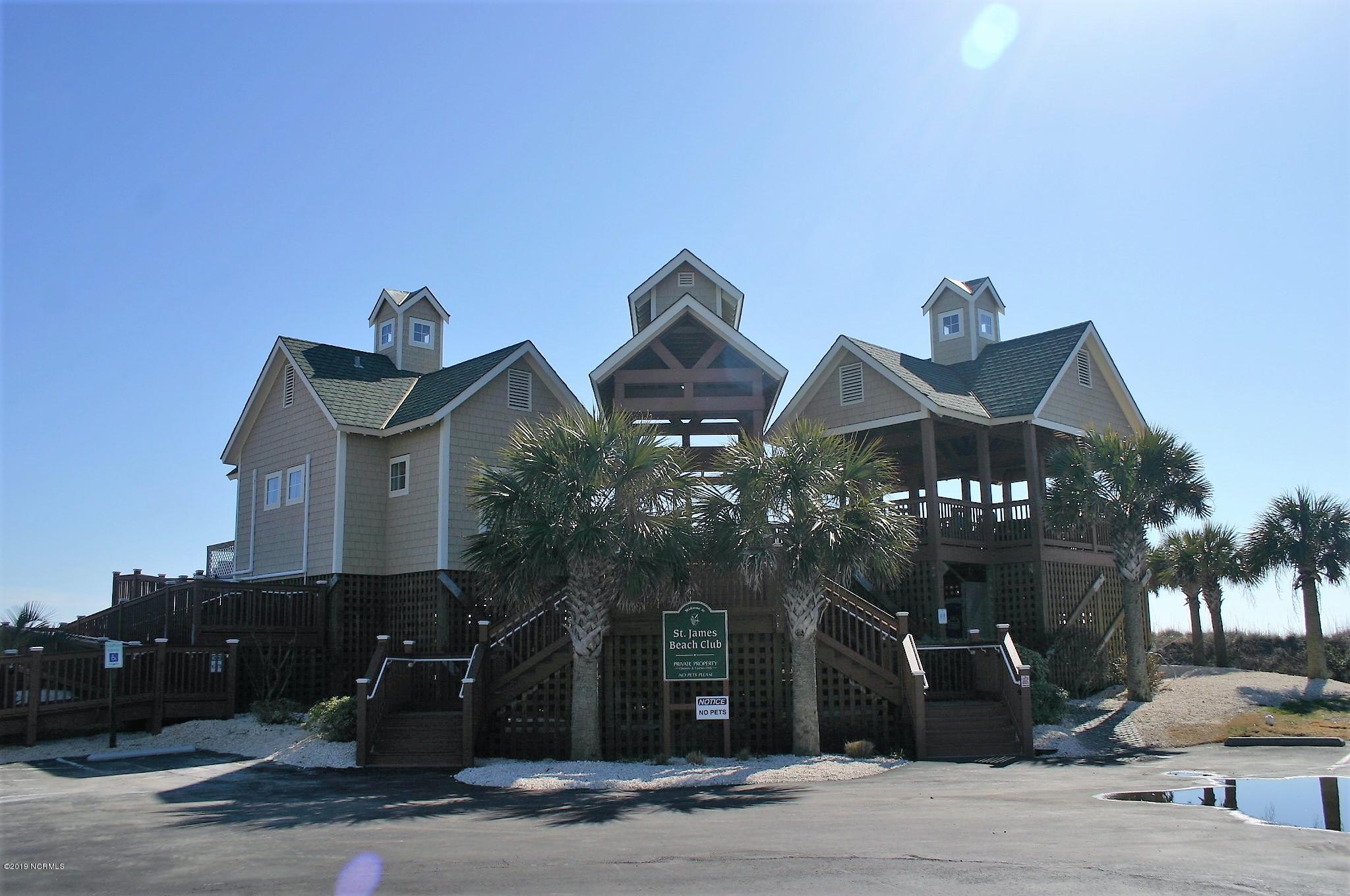 3024 Beachcomber Drive Southport, NC 28461