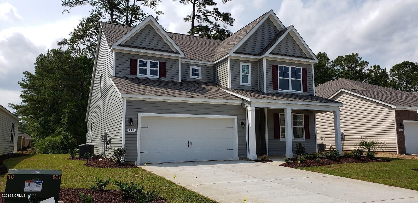 140 Calabash Lakes Boulevard #lot 1703 Willow Oak A Carolina Shores, NC 28467