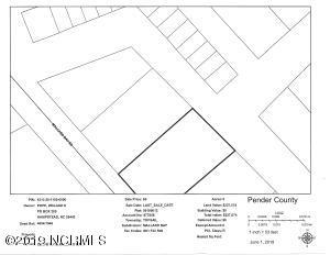 Lot #20 20 Mallard Bay Road, Hampstead, NC 28443