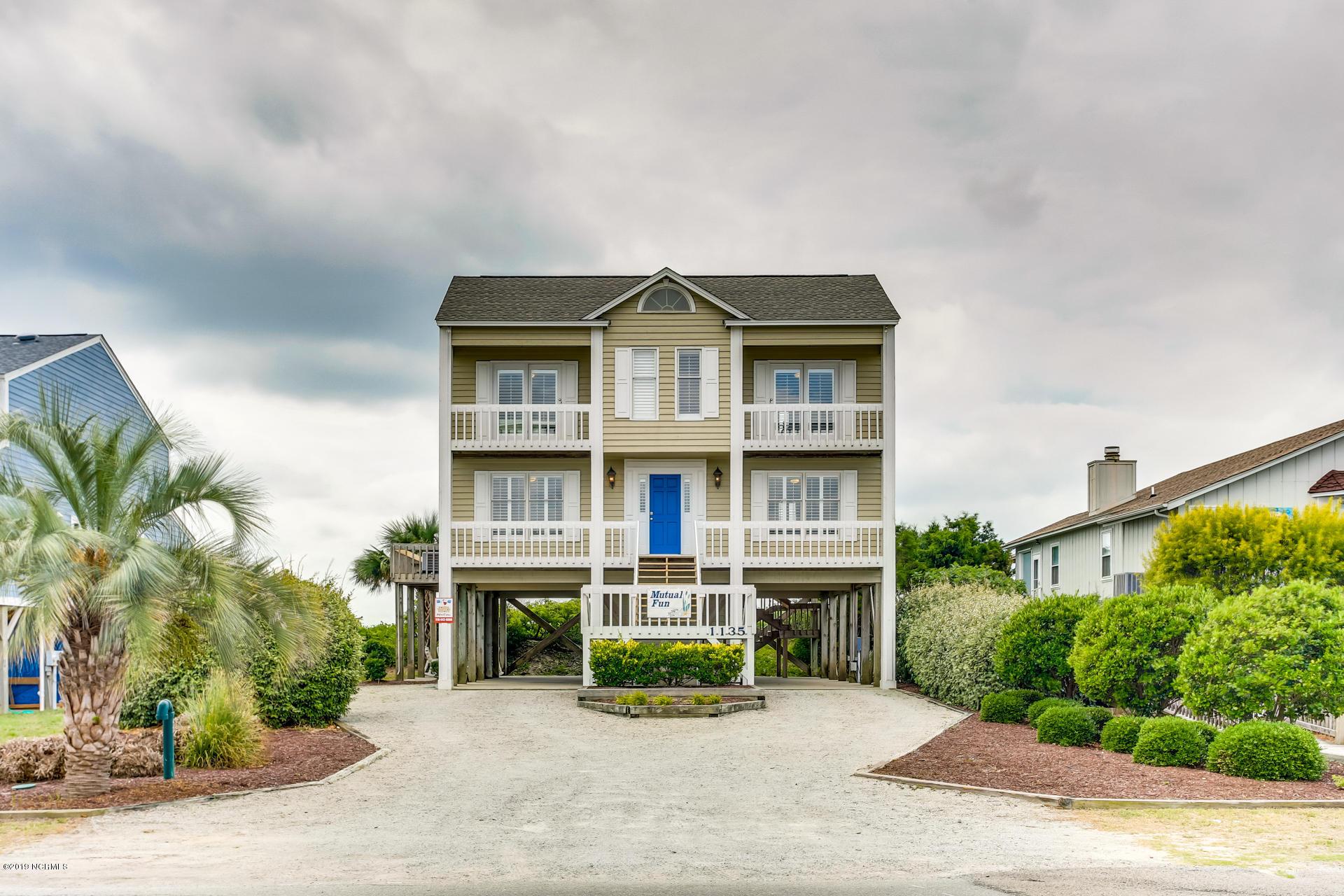 1135 Ocean Boulevard Holden Beach, NC 28462