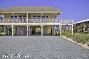 221 Seashore Drive, North Topsail Beach, NC 28460