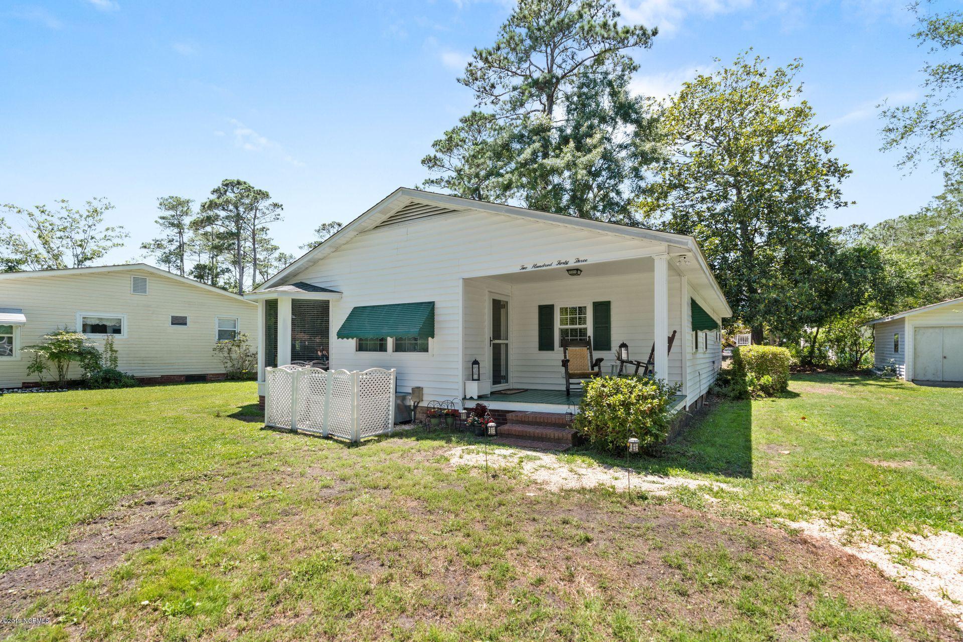 243 NE 65TH Street Oak Island, NC 28465