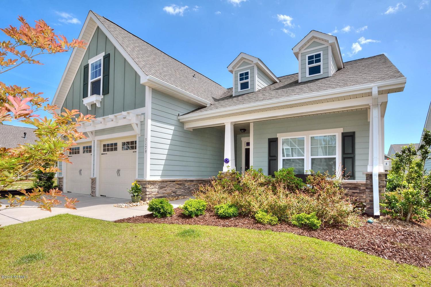 3179 Inland Cove Drive Southport, NC 28461