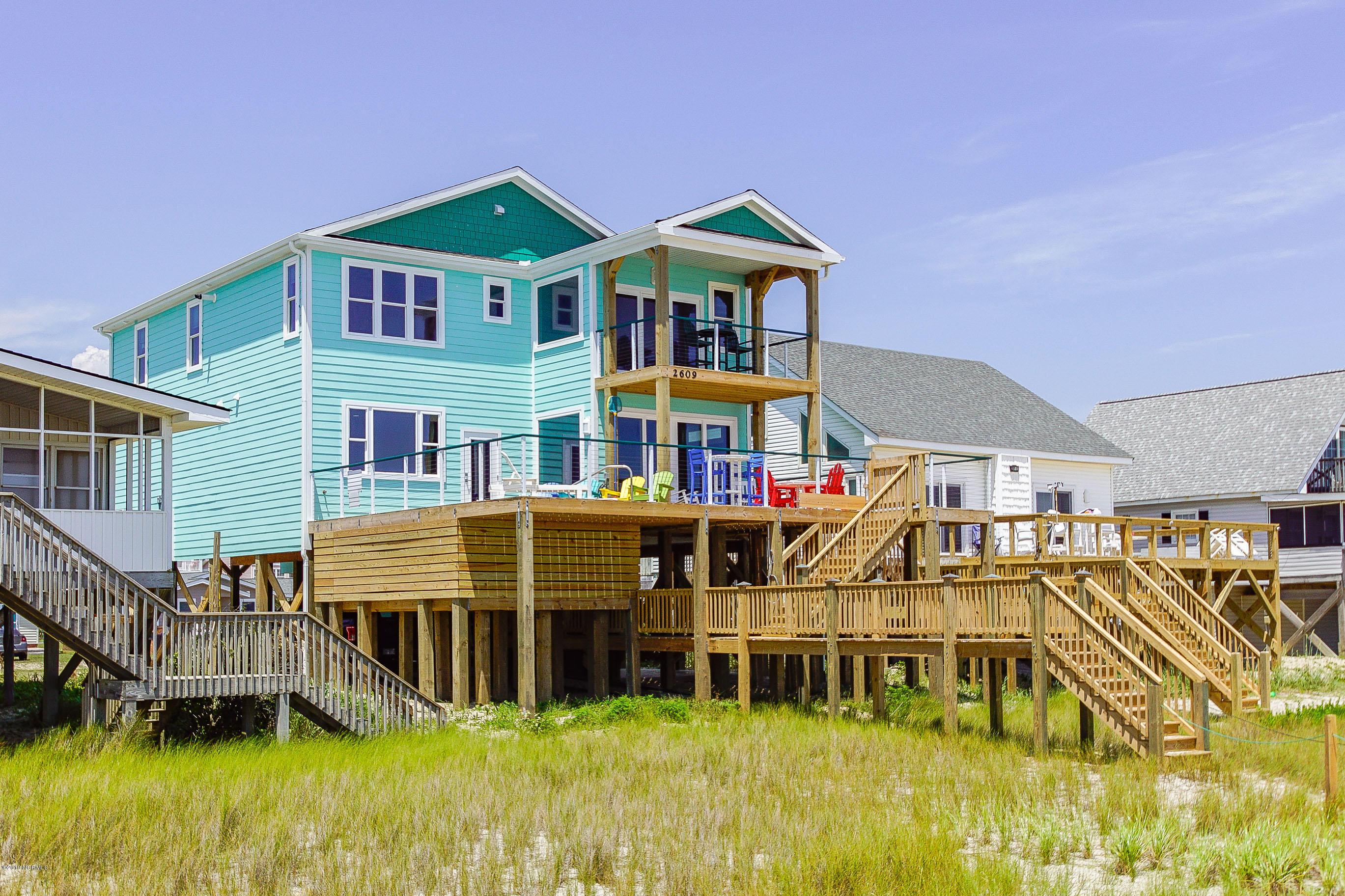 2609 E Beach Drive Oak Island, NC 28465